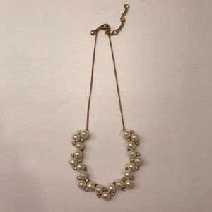 NWOT J. Crew Factory Pearl Necklace